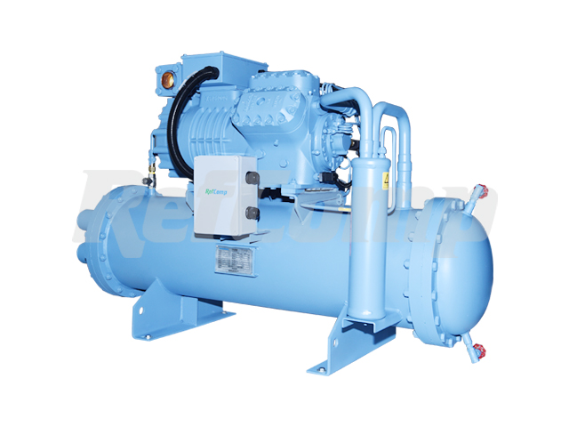 SP-H Water-cooled Piston Compressor Condensing Unit