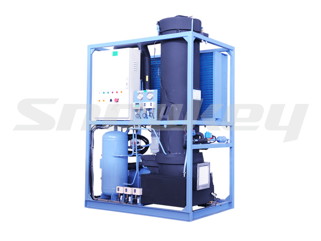Water-cooled Tube Ice Machine TIM30A(3T/D)